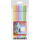 Premium-Filzstift - STABILO Pen 68 - 8er Pack -...