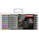 Premium Metallic-Filzstift - STABILO Pen 68 metallic -...