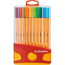 Fineliner - STABILO point 88 - ColorParade mit...